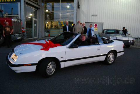Chrysler LeBaron LX Convertible