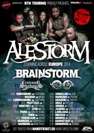 Storming Across Europe 2014