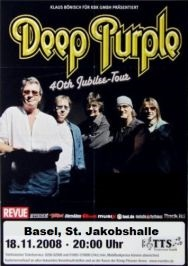 Deep Purple Basel 2008