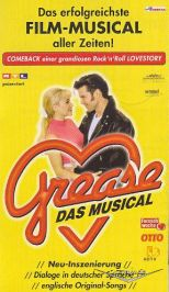 Musical Grease, Karlsruhe Europahalle