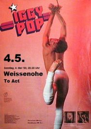 Iggy Pop, Weissennohe, To Act
