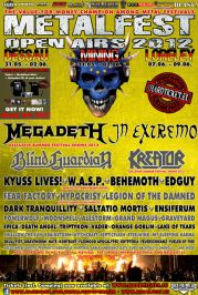 Metalfest Loreley 2012