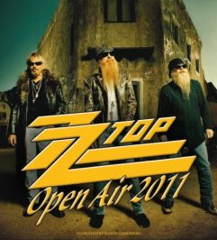 ZZ-Top - Open Air Burg Abenberg
