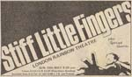 Stiff Little Finger add